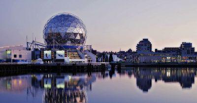 Kanadas sphärische Baumhäuser