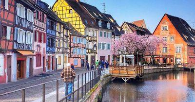 Die schönsten Plätze in Frankreich