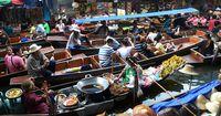 Massentourismus in Südostasien