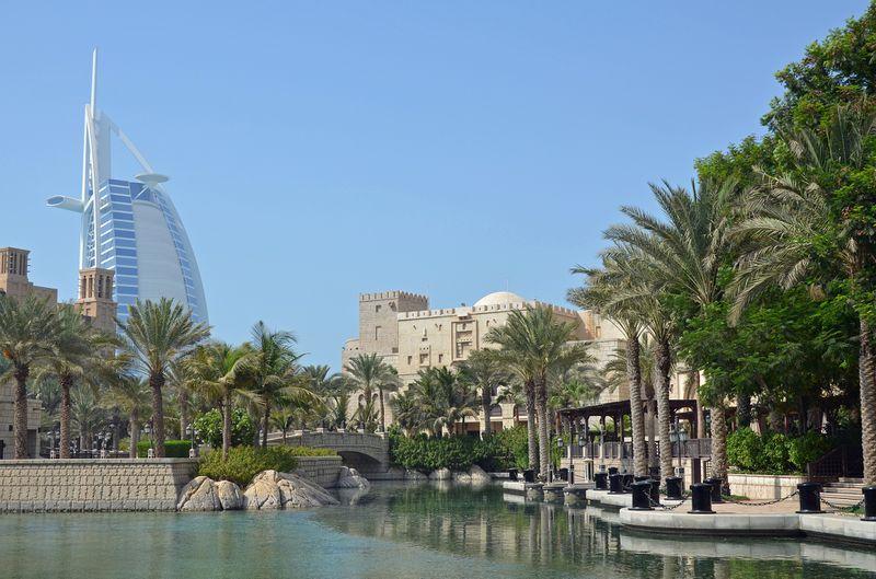 Unterwasser-Villa: Schwimmende Häuser in Dubai