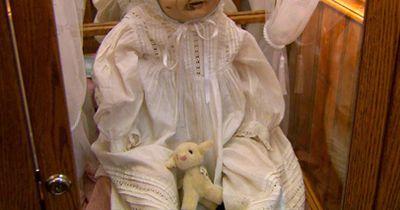 Die gruseligste Puppe der Welt