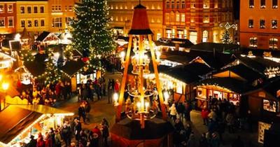 Das sind die schönsten Weihnachtsmärkte Deutschlands