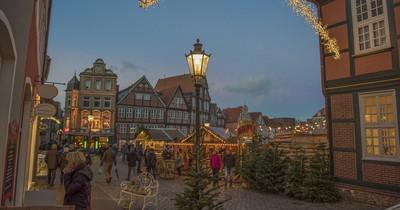 Die 9 schönsten Weihnachtsmärkte Europas
